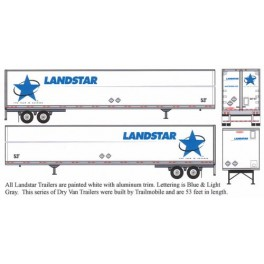 HIGHBALL F-222 LANDSTAR TRAILER