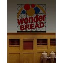 MILLER 4062 - NEON SIGN - WONDER BREAD - SMALL