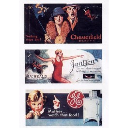 BLAIR LINE 2408 - 1920'S BILLBOARDS