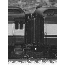 ALM 9306 - BACHMANN SPECTRUM HEAVYWEIGHT PASSENGER CAR DIAPHRAGMS