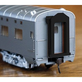 ALM 9690 - WALTHERS LIGHTWEIGHT PASSENGER CAR DIAPHRAGMS - HO SCALE
