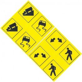 MID-MICHIGAN Y004 - TRAFFIC SIGNS