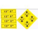 MID-MICHIGAN Y022 - TRAFFIC SIGNS