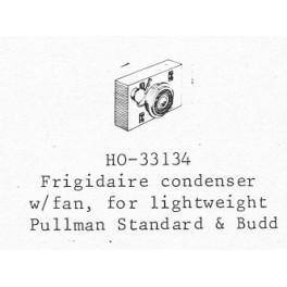 PSC 33134 - PASSENGER CAR FRIGIDAIRE CONDENSER