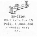 PSC 33164 - PASSENGER CAR CO2 TANK