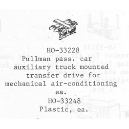 PSC 33248 - PASSENGER CAR AIR CONDITIONING TRANSFER DRIVE