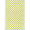 "MICROSCALE DECAL CH-6-1/4 - 1/4"" YELLOW CHECKERS"