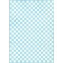"MICROSCALE DECAL CH-1-1/4 - 1/4"" WHITE CHECKERS"