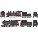 ABERDEEN DECAL THB-8701 - TORONTO HAMILTON & BUFFALO STEAM LOCOMOTIVES