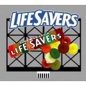 MILLER 88-0851 - NEON SIGN - LIFESAVERS BILLBOARD - LARGE