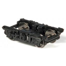 RAPIDO 102001 - PASSENGER CAR TRUCKS - OUTSIDE SWINGHANGER - GSC -41-BNO-11