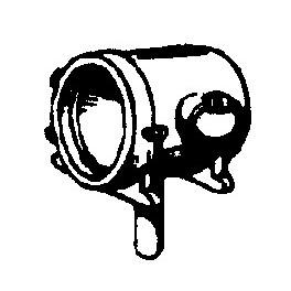 CAL-SCALE 190-203 - STEAM LOCOMOTIVE HEADLIGHT