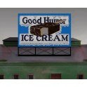 MILLER 44-1502 - NEON SIGN - GOOD HUMOR ICE CREAM - SMALL