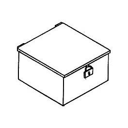DETAILS WEST GB-910 - GROUND BOX - MEDIUM