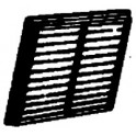 PSC 3919 - ALCO REAR RADIATOR SHUTTERS