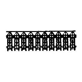 GRANDT LINE 5017 - WELLS FARGO BALCONY RAIL