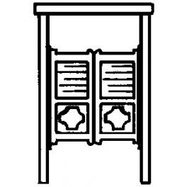 CAMPBELL 919-75 - SALOON DOORS