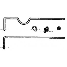 GRANDT LINE 113 - COUPLER LIFT BARS & BRACKETS
