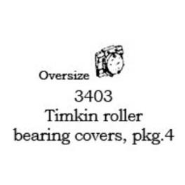 PSC 3403 - STEAM LOCOMOTIVE OR PASSENGER CAR JOURNAL COVER - TIMKEN ROLLER BEARING
