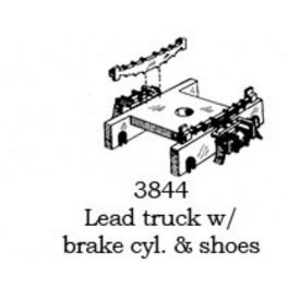 PSC 3844 - MACK RAILBUS LEAD TRUCK FRAME