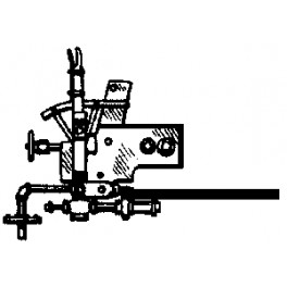 CAL SCALE - 190-373NOP - STEAM LOCOMOTIVE QUADRANT REVERSE