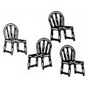SS LTD 5107 - KITCHEN CHAIRS