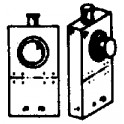 EVERGREEN HILL DESIGNS - EH606 - POWER HEAD & BOX - HO SCALE