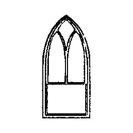 GRANDT LINE 5254 - GOTHIC WINDOWS