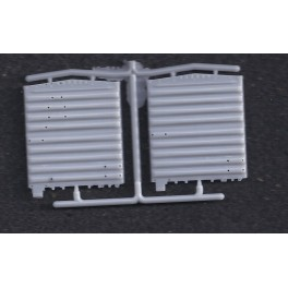INTERMOUNTAIN P40400-63A - PS-1 BOXCAR ENDS