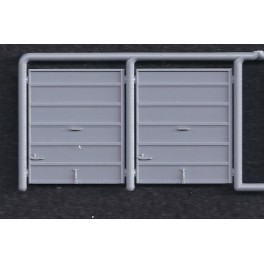 INTERMOUNTAIN P40400-53A - PS-1 BOXCAR 8' SUPERIOR DOORS