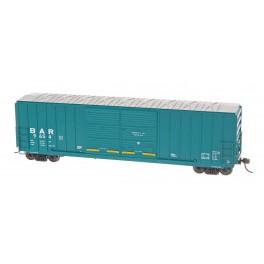 INTERMOUNTAIN 48306 - FMC 50' 5283 DOUBLE DOOR BOXCAR - BANGOR & AROOSTOOK