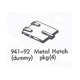 WALTHERS 941-92 - REEFER HATCHES