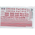 HERALD KING DECAL L-481 - UNION PACIFIC DIESEL LOCOMOTIVE