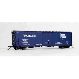 MOLOCO 11014 - GENERAL AMERICAN 50' RBL BOXCAR - WABASH