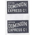 HAMILTON MODEL WORKS 4901 - DOMINION EXPRESS OFFICE SIGNS