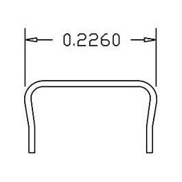 CAL-SCALE 190-506 - GRAB IRONS