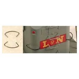 CAL-SCALE 190-516 - ALCO CENTURY CORNER GRAB IRONS