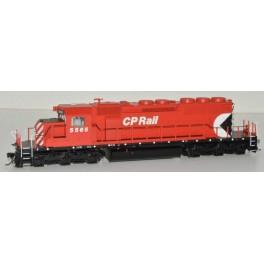 BOWSER 24466 - GMDD SD40-2 - CPRAIL 5571