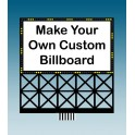 MILLER 44-2352 - CUSTOM - MAKE YOUR OWN BILLBOARD - SMALL