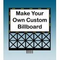 MILLER 88-2351 - CUSTOM - MAKE YOUR OWN BILLBOARD - LARGE
