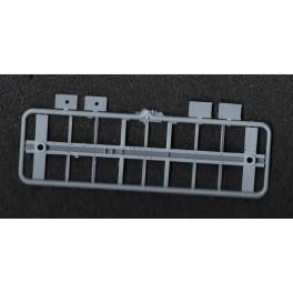 INTERMOUNTAIN P40400-16A - PS-1 40' BOXCAR UNDERFRAME