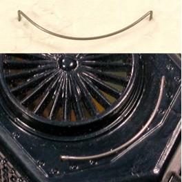 CAL-SCALE 190-523 -  CURVED DIESEL FAN GRABS