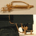 CAL-SCALE 190-599 - STEAM LOCOMOTIVE NON LIFTING INJECTOR PRR