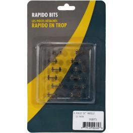 "RAPIDO 102071 - 36"" WHEELSETS - 12 PACK - N SCALE"