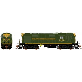 RAPIDO 032506 - MLW RS-18 - CANADIAN NATIONAL - 3841