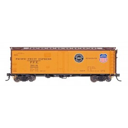 INTERMOUNTAIN 47420 - R40-25 REEFER - PACIFIC FRUIT EXPRESS