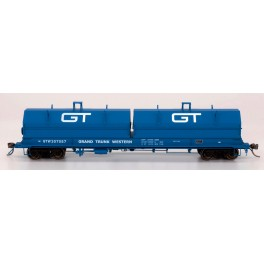 INTERMOUNTAIN RR-32508 - 100 TON COIL CAR - GRAND TRUNK WESTERN