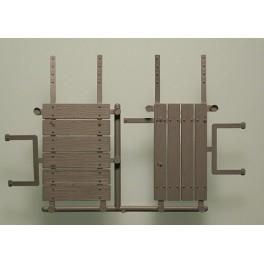 CHOOCH 208 - CORNER ROOFWALK PLATFORMS