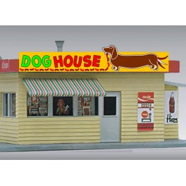 MILLER 44-2452 - DOG HOUSE - SMALL