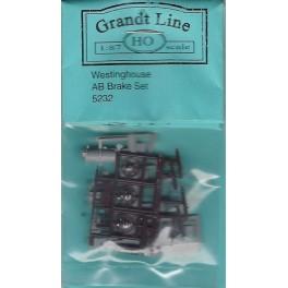 GRANDT LINE 5232 - WESTINGHOUSE AB BRAKE SET